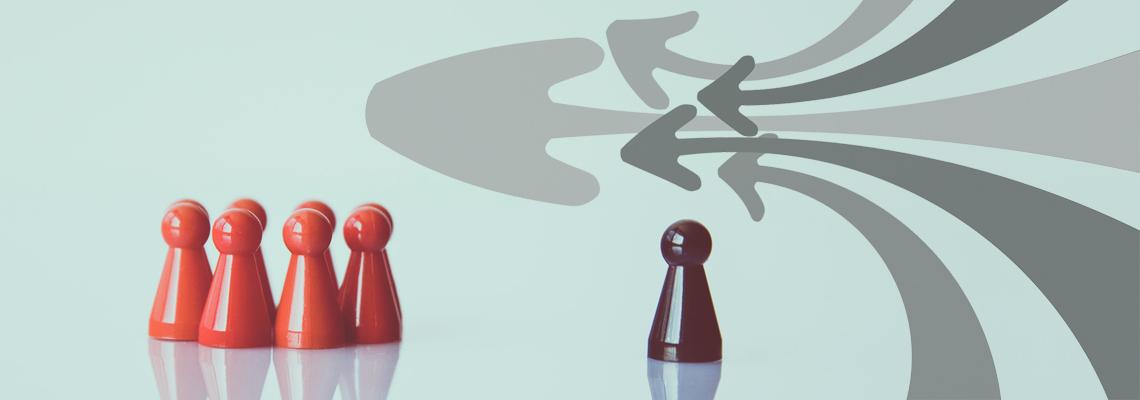 OP in stürmischen Zeiten führen und stabilisieren Führungsgipfel